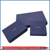 Luxury Apparel Garment Packaging Paper Gift Box Custom Logo Color Print Manufactures