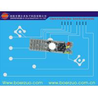 Waterproof Polyester Tactile Membrane Switch For Education Machine Manufactures