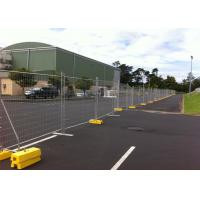 Buy cheap New Zealand Nelson OD 40mm temporary fencing panels x 1.80mm wall thick 2.1mx2 from wholesalers