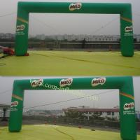 Advertising Oxford Fabric Inflatable Arch with Fashion Style for Party , Festival Manufactures