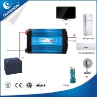 Low cost blue aluminum off grid dc ac 3000w single phase power inverter for home Manufactures