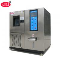 Environmental 1000PPHM Rubber Ozone Gas Aging Test Chamber For Rubber Plastic Manufactures