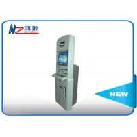 Buy cheap Multi function bill payment self service touch screen information kiosk from wholesalers