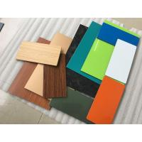 Anti - Toxicity ACP Composite Panel/ Recyclable Composite Building Materials Manufactures