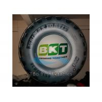 Advertising Custom Shaped Balloons Helium Filled For Tire Imitation Promote Manufactures