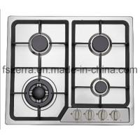 Popular Built In Stainless Steel Gas And Electric Stove Cast Iron Pan Support Manufactures