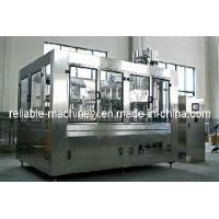 3 in 1 Carbonated Beverage Drink Filling Line CGFD Series Manufactures