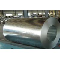 Quality Zinc Coated Strips Hot Dipped Galvanized Steel Coils Corrosion Resistant for sale