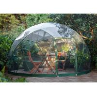 Commercial Display Multi-functional Transparent White Outdoor Event Dome Tent Manufactures