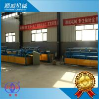 4.2m  Chain Link Fence Making Machine 25mm - 100mm Weaving Opening Manufactures
