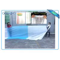 PP Non Woven Fabric with Anti-UV Masterbatches Used as Land Coverings or Plant Bags Manufactures