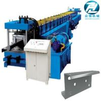 Hydraulic cutting Galvanized Steel C U Z Channel Roll Forming Machine for 3mm Manufactures