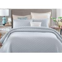 Home 3pcs Twin Size Bedding Sets  Geometric Pattern 100% Cotton Embroidered Manufactures
