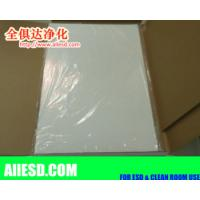 30layers peelable disposable sticky mat blue white transparent Manufactures