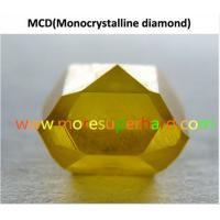 Single Crystal Synthetic Diamond Manufactures