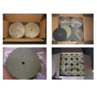 China Fiberglass grinding disc on sale