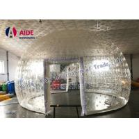 Stargaze Outdoor Single Tunnel Dome Inflatable Event Tent House For Display Manufactures