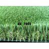 Garden Artificial Grass Evergreen in all seasons Anti Color Fading Outdoor / Indoor Artificial Grass Manufactures