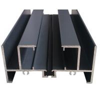 Aluminum 6063 Curtain Walling Systems For Residential Buildings Manufactures