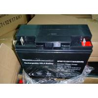12v 17ah AGM Lead Acid Battery long life battery for ups inverter and security system Manufactures