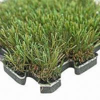 China Artificial Turf Squares, Ideal as Balcony Grass/Decorative Lawn on sale