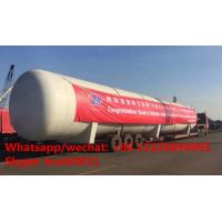 Quality 2017s ASME standard 200,000Liters surface lpg gas storage tank for sale, factory for sale