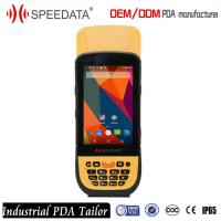 Handheld Industrial Grade Ultra High Frequency Smartphone RFID Reader For Android Manufactures