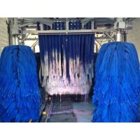 China Barrier-free of service autobase tunnel car wash systems, touchless car wash manufacturers on sale