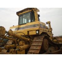 D9N Old Caterpillar Bulldozer 89L Hydraulic Fluid Capacity 610mm Shoe Size Manufactures