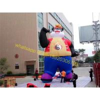 Kung fu panda inflatable giant model Manufactures