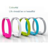 wristband Micro usb magnet bracelet high speed charging cable for iphone 6 5s samsung s5 Manufactures