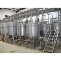 ISO9001 Fruit Juice Processing Machines Industrial Apple Juice Production Line Manufactures