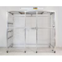 Quality PVC Curtain ISO 8 Softwall Modular Clean Room / Clean Booth With Fan Filter Unit for sale