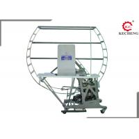 Manual Box Strapping Machine 60 - 500mm Carton Height Range Can Be Available Manufactures