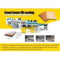 Wood Veneer Sheet UV Coating Processing Machine Production Line CE Certification Manufactures