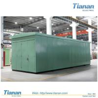 Buy cheap 40.5kV High Voltage Compact Transformer Substation With 3 Phase from wholesalers