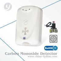 AC Power EN50291CO Alarm Detector , Carbon Monoxide Detector Manufactures