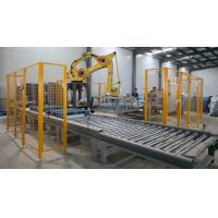 China Automatic Robot Packaging Machines Robot Palletizer Carton Loader 30 KW on sale