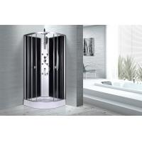 850 X 850 X 2250mm  Complete Enclosed Shower Cabin , Curved Corner Shower Units Manufactures
