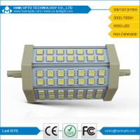 Good Quality high lumen r7s led 118mm 10w Manufactures
