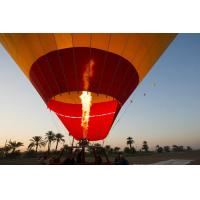 Round Fireproof Self Inflatable Outdoor Advertising Balloons for Adult , Hot Air Balloon Flights Manufactures