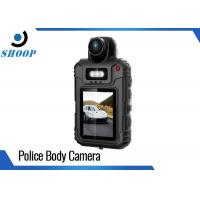 Battery Powered Infrared Police Wearing Body Cameras With 6 IR Light Manufactures