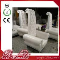 Pedicure Chair Foot Spa Massage Used Beauty Nail Salon Furniture Luxury Foot Massage Sofa Manufactures