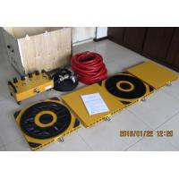 Air casters rigging systems instruction and details Manufactures