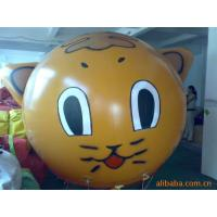 Cut Cartoon PVC Inflatable Advertising Balloons / Custom Inflatable Balloon Manufactures