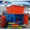 Famous brand single shaft shredder machine Waste plastic crusher  machine PE PP film crusher shreeder machinery Manufactures