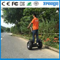 Quality Adult Personal Transporter Scooter with pedals 72/11A lithium battery brushless for sale