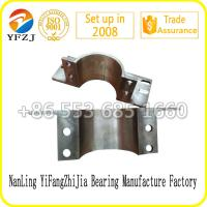 Quality customized OEM of engine bearing,split sleeve bearing,half bearing bushes for sale