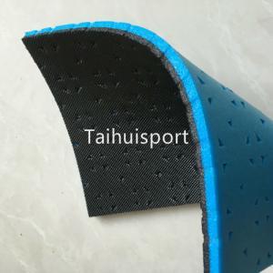 China Crosslinked Water Resistance Turf Pad Lawn PE Foam Underlay High Tensile Strength 8-20mm on sale