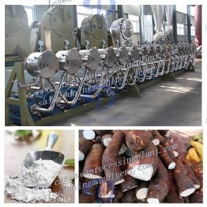 China Potato starch processing line on sale